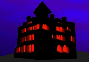 Haunted House image